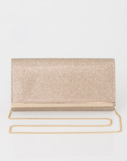 Patty golden clutch bag (2) - 1-2-3