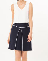 Djazz navy blue skirt navy.