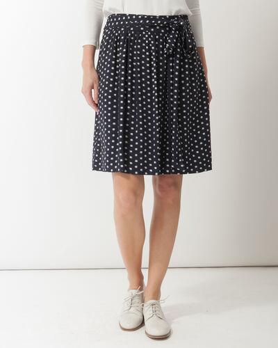 Dany polka dot dance skirt (1) - 1-2-3