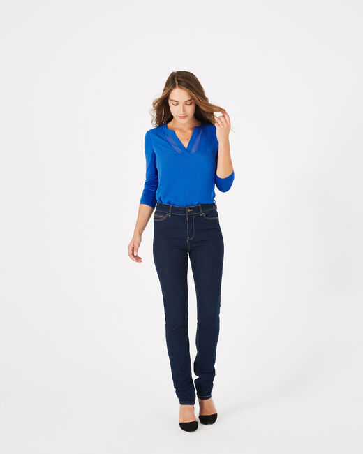 Slim-Fit-Jeans aus Raw Denim William (2) - 1-2-3