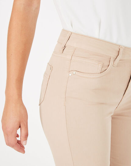 Oliver 7/8th length nude trousers (3) - 1-2-3