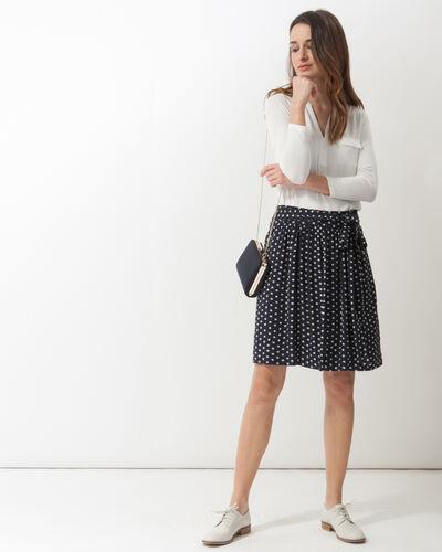 Dany polka dot dance skirt (2) - 1-2-3