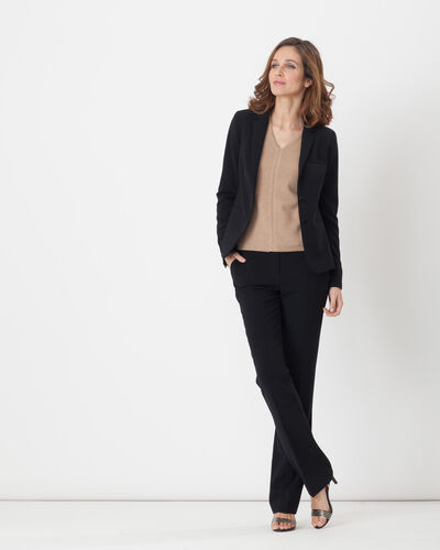 Eve short black jacket (1) - 1-2-3