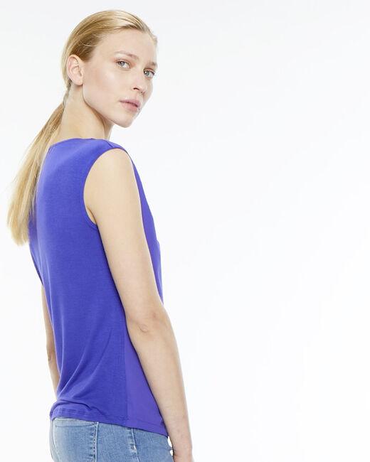 Tee-shirt bleu nuit Neptune (1) - 1-2-3