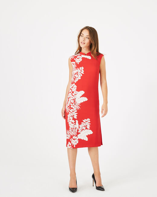 Asmar red printed dress (2) - 1-2-3