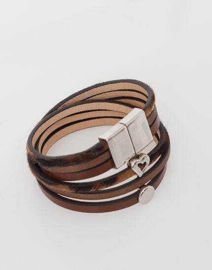 Willem bracelet with several bands (4) - 1-2-3