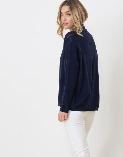 Humbrella navy blue cardigan (4) - 1-2-3