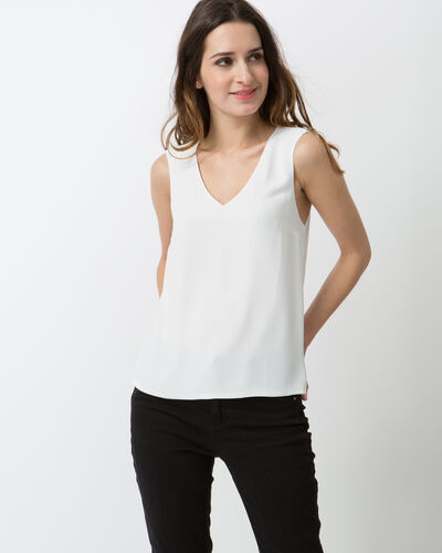 Tania ecru top with open back (2) - 1-2-3