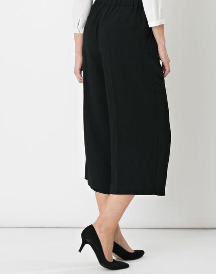 Dan black harem trousers (4) - 1-2-3