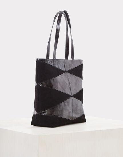 Sac noir bimatière Rafi PhotoZ | 1-2-3