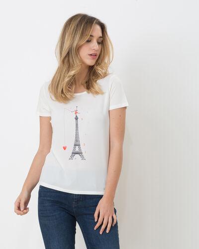 Tee-shirt imprimé Noce (1) - 1-2-3