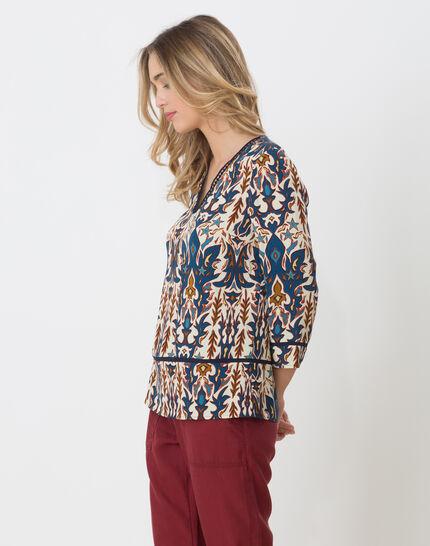 Enza printed shirt (3) - 1-2-3