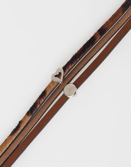 Willem bracelet with several bands PhotoZ | 1-2-3