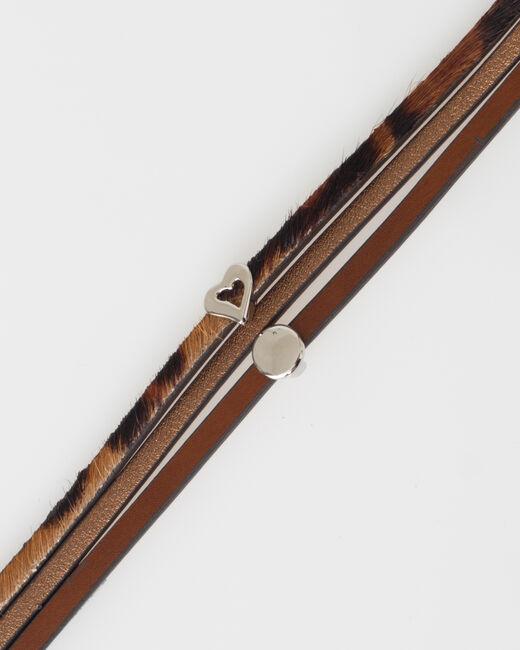 Bracelet à plusieurs rangs Willem (2) - 1-2-3