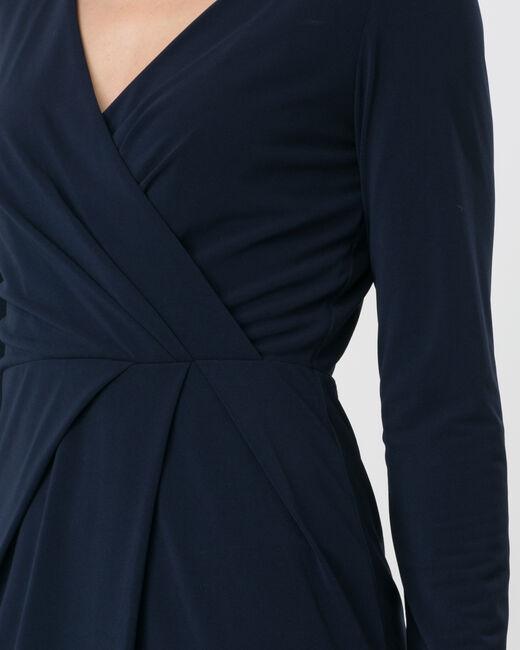 Robe bleu marine Bermude (1) - 1-2-3