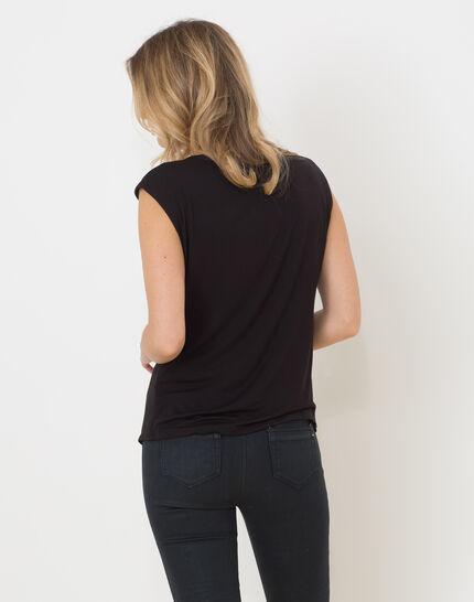 Neptune black T-shirt (4) - 1-2-3