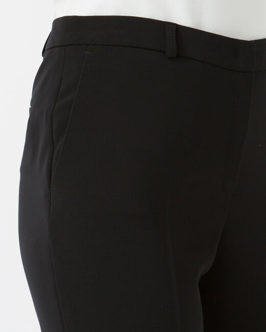 Natura tailored black trousers (1) - 1-2-3