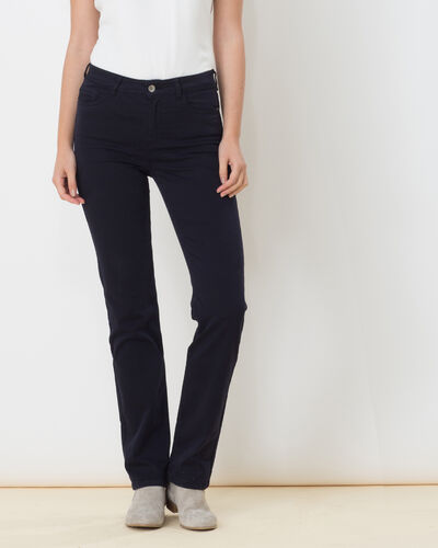 Victor navy blue trousers (1) - 1-2-3