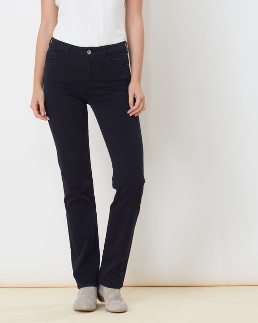Pantalon bleu marine Victor (1) - 1-2-3