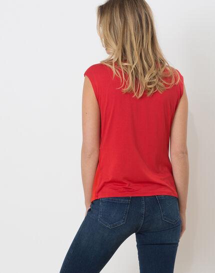 Neptune red T-shirt (4) - 1-2-3