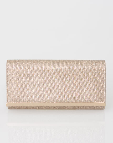 Patty golden clutch bag (1) - 1-2-3