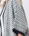 Hibiza blue printed cape (4) - 1-2-3