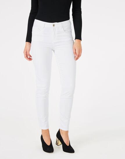 Pantalon blanc 7/8ème Oliver PhotoZ   1-2-3