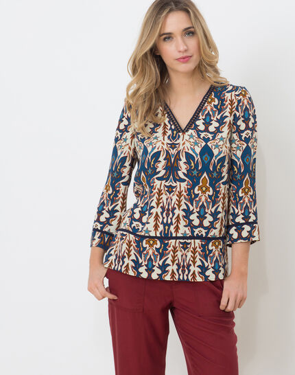 Enza printed shirt PhotoZ | 1-2-3