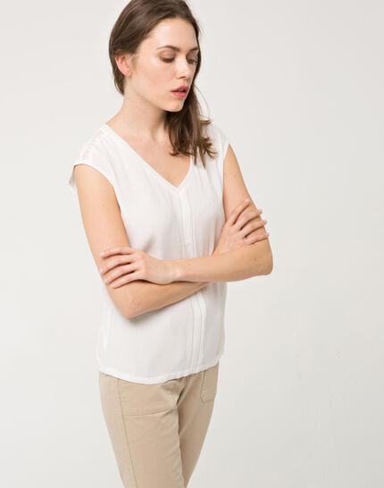 Next ecru lace T-shirt (5) - 1-2-3