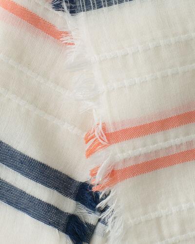 Sael stripy scarf (2) - 1-2-3