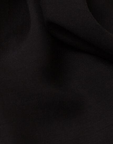 Sylviane black beaded stole PhotoZ | 1-2-3