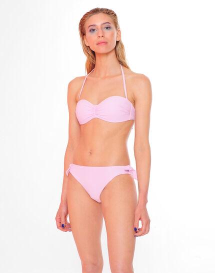 Bas de bikini lilas orné d'un noeud Jenna (2) - 1-2-3