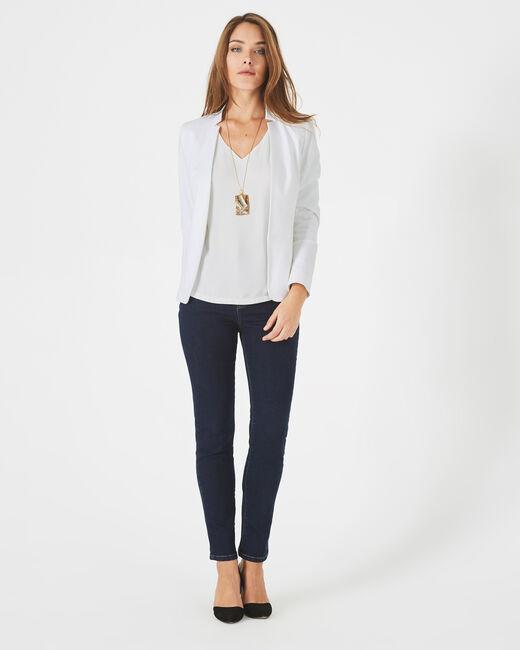 Bea white piqué jacket (2) - 1-2-3