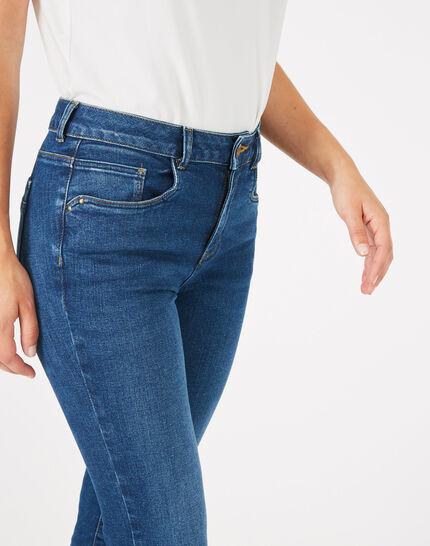 Oliver indigo stonewashed 7/8 length jeans (4) - 1-2-3