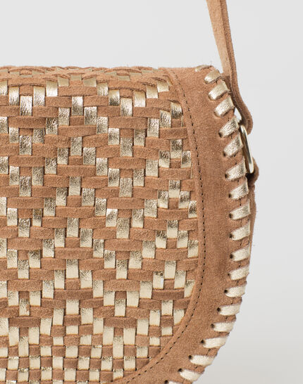 Pedro camel velour bag (4) - 1-2-3