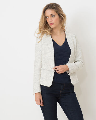 Aude pale blue tailored jacket (2) - 1-2-3