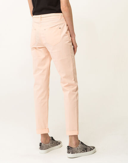 Francis apricot 7/8 length trousers (3) - 1-2-3
