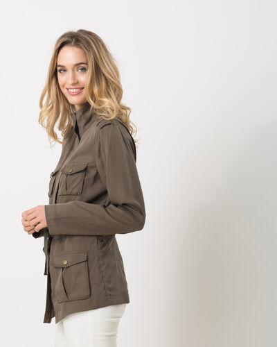 Uriel khaki safari jacket (1) - 1-2-3