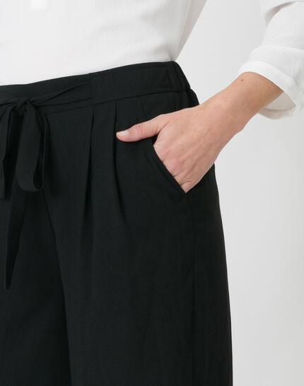 Dan black harem trousers (5) - 1-2-3