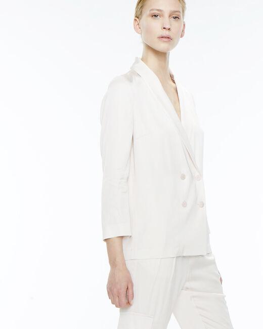 Aloa silky powder pink jacket (1) - 1-2-3