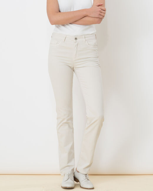 Victor beige trousers (1) - 1-2-3