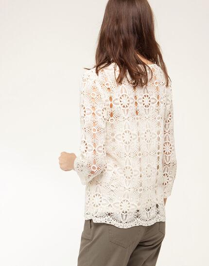 Estelle pale yellow lace blouse (4) - 1-2-3