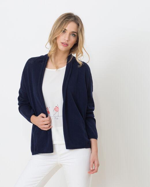 Humbrella navy blue cardigan (2) - 1-2-3