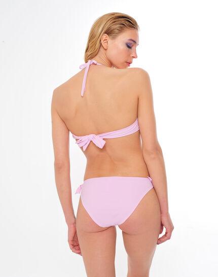 Bas de bikini lilas orné d'un noeud Jenna (3) - 1-2-3