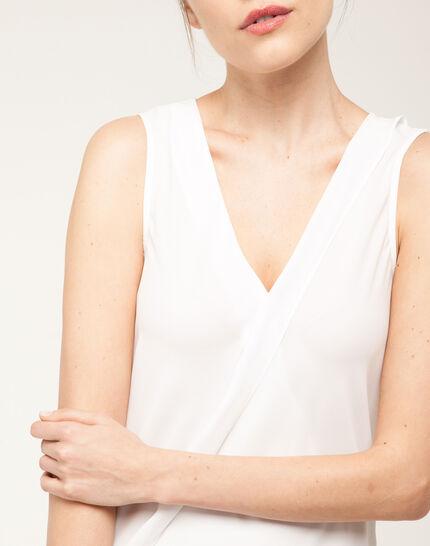 Nala ecru sleeveless top (5) - 1-2-3
