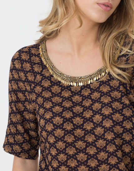 Edison printed blouse (2) - 1-2-3