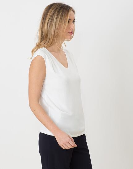 Neptune ecru T-shirt (3) - 1-2-3