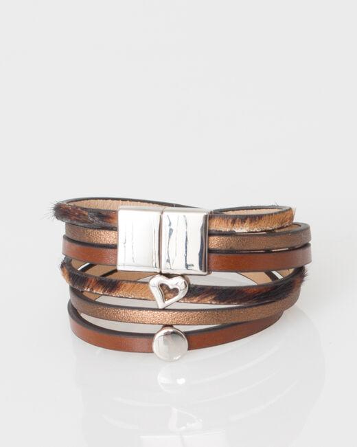 Bracelet à plusieurs rangs Willem (1) - 1-2-3