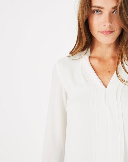 Elea ecru shirt (3) - 1-2-3