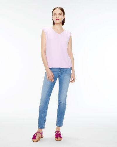 Tee-shirt lilas Neptune (2) - 1-2-3